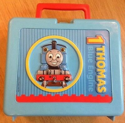Thomas The Train Lunch Or Toy box!  Excellent Condition!