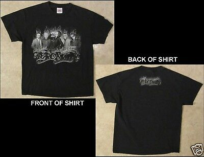 AEROSMITH Size Large Black T-Shirt
