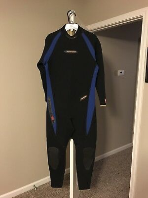 Henderson Wetsuit Men's XXL with Gold Core Technology