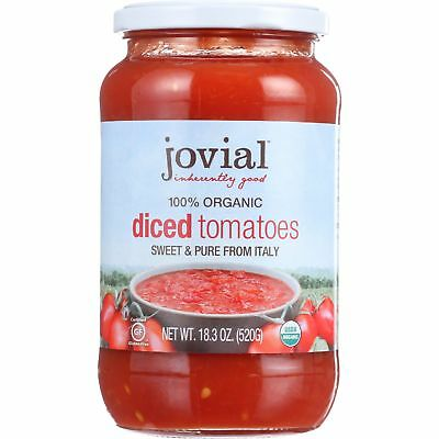 100% Organic Tomatoes; Diced