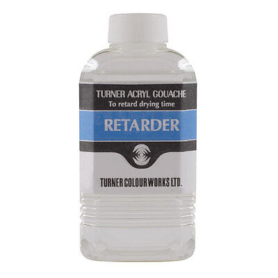 Turner : Acrylic Gouache : Retarder : 160ml
