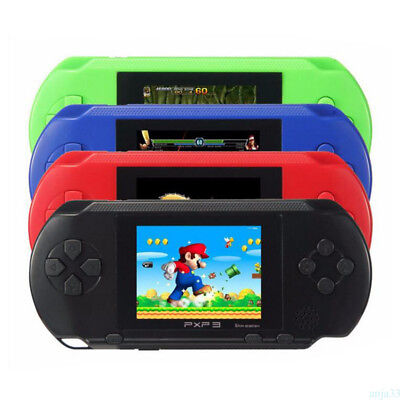 Kids PXP3 Game Console Handheld Portable 16 Bit Retro Video Game Player Well Use