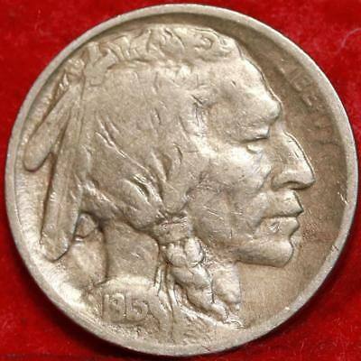 1913 Philadelphia Mint  Buffalo Nickel Free Shipping