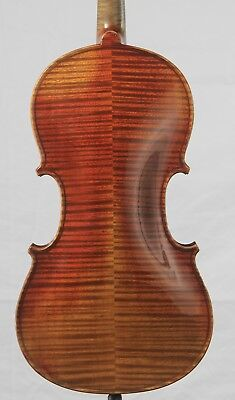 Nice old antique Violin labeled Jacobus Stainer 1711 early 1900's German Copy