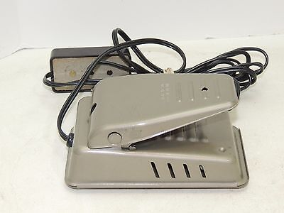 Vintage Vogue Stitch 5800 Zig Zag Sewing Machine Foot Pedal Speed Controller