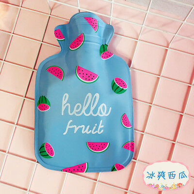 Mini Cute Portable Home Winter Hot Water Bottles Warm Kids Students Hand Bags