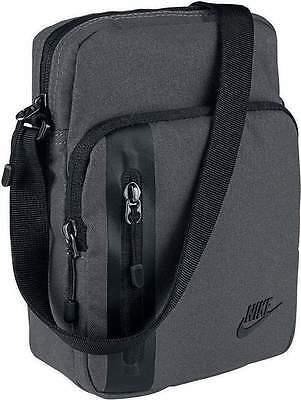 Nike Core Mini Bag Man bag Organizer Small Items Sports Shoulder Bag - Charcoal