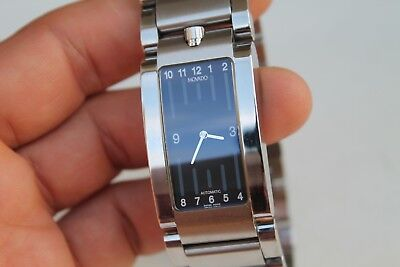 Antique Vintage Old Swiss Made Movado Elliptica Mens  Watch.