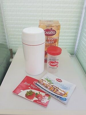 EasiYo Yogurt Maker - White - boxed