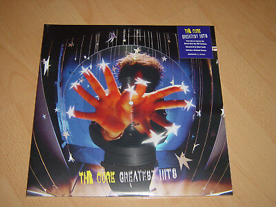 The Cure - Greatest Hits -  rare picture disc vinyl 2 LP - Record Store Day
