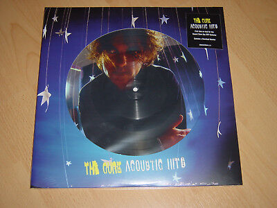 The Cure - Acoustic Hits -  rare picture disc vinyl 2 LP - Record Store Day