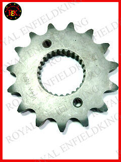 New Royal Enfield Bullet Front15T Sprockets  Uc Classic