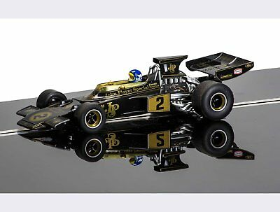 C3703A Scalextric Legends Lotus 72E - French GP 1973 - Ronnie Peterson - New