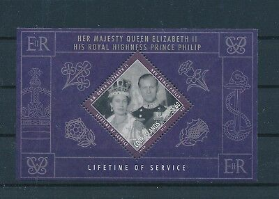 LH23454 Cook Islands queen Elizabeth II good sheet MNH