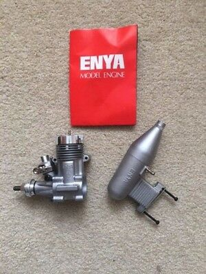 Enya Model Engine Super Sport SS40 with Exhaust - New
