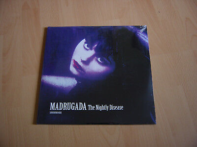 Madrugada - The Nightly Disease -  very rare vinyl 4 LP - 5099909694811 - sealed