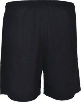 Kids Elastic Waist Woven Running Shorts with Draw Cord and Side Seam Pockets