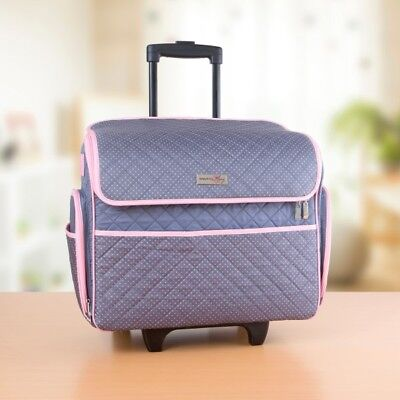 Everything Mary: Rolling Sewing Machine Case