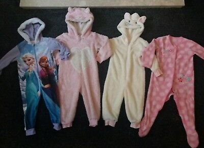 baby girls winter clothes bundle 18-24 months (listing S)