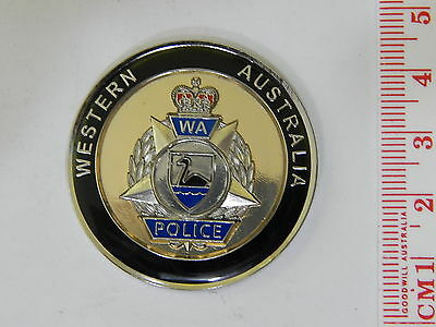 Blue Knights IV Australia Challenge Coin TM protected Sold Under Licence