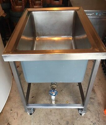 Stainless Steel Commercial Catering Sink