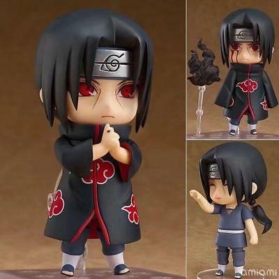Anime Naruto Uchiha Itachi Cute PVC Figure Action Toy Model Cosplay Collection