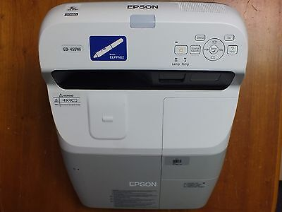Epson EB-455Wi Interactive Projector