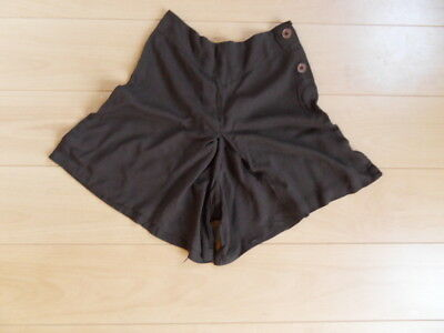 British Army WWII ATS skirts divided physical training 1942 size 2