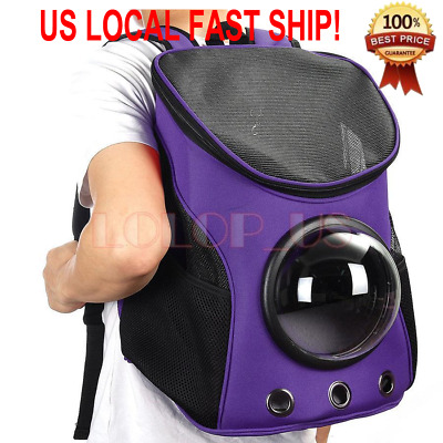 Breathable Astronaut Capsule Pet Cat Puppy Travel Bag Space Backpack Carrier Bag