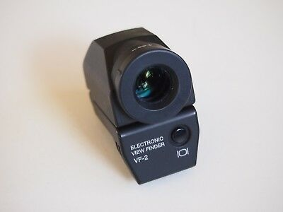 Olympus Pen VF-2  Electronic Viewfinder, black, VGC. Micro Four Thirds.