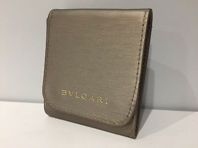 New - BULGARI BVLGARI - Funda de viaje para Joyería - Travel Case - For Jewelry
