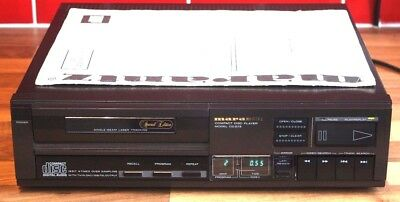Marantz CD-273 Special Edition CD Player + Manual