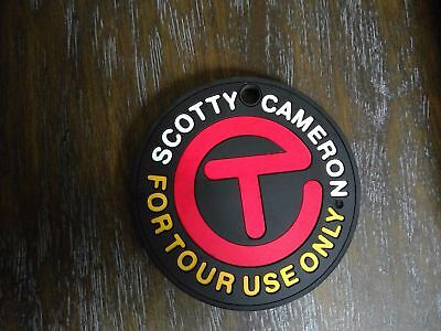 Scotty Cameron Circle T FTUO Putting Disc  eBay