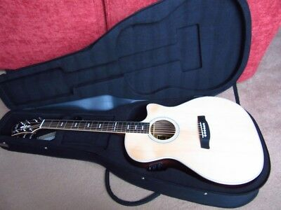 Rare Hagstrom Electro Acoustic & Case,folk,top Of Range,new Guitar, Rrp £630.00