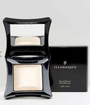 Illamasqua Beyond Highlight & Illuminator in OMG RRP £32! CULT product! BN!