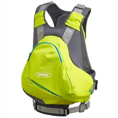 Yak GELINA Kayak Buoyancy Aid GREEN  - size SMALL/MED
