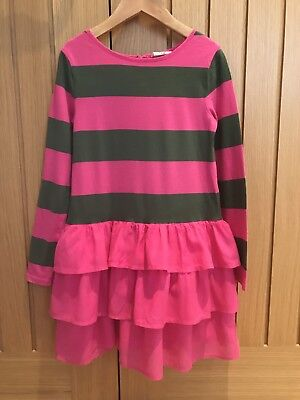 Mini Boden Girls Dress Age 7-8y