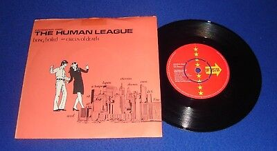 "the human league-being boiled-7"" single-1978-synth."