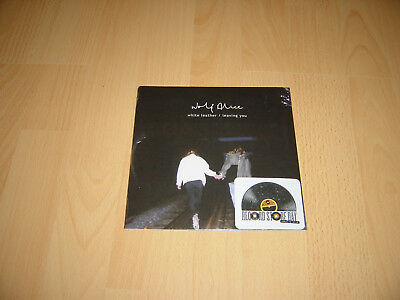 """Wolf Alice - White Leather - vinyl 7"""" - limited edition RSD"""