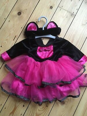 Cute Baby Cat Halloween Costume. Age 0-3 Months