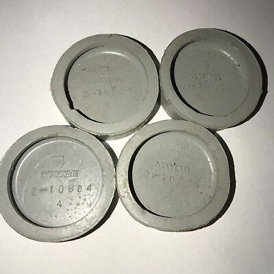 Set of 4 Rubber Feet For MAYTAG  Part Number  2-10684