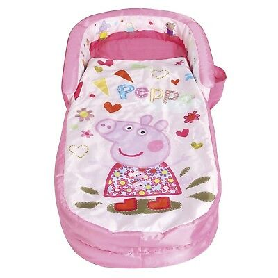 Peppa Pig My First ReadyBed - Toddler Airbed and Sleeping Bag in one BRAND NEW