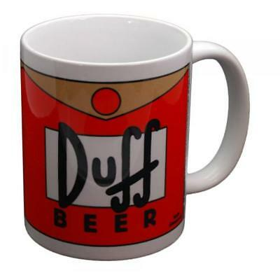 Merchandising Simpsons (The) - Duff Beer (Tazza)