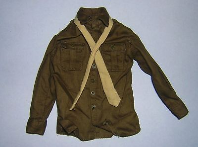 DiD Dragon In Dreams 1/6th Scale WW2 British Officer's Shirt & Tie - Colman
