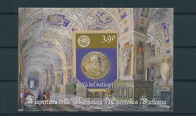 LH24987 Vatican 2010 old coinage good sheet MNH