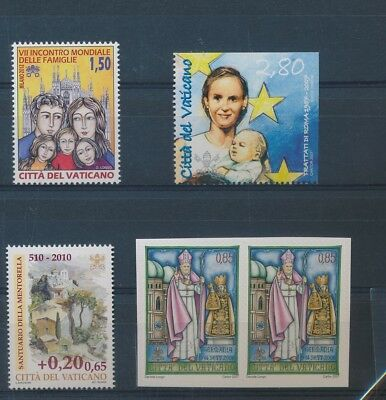 LH25029 Vatican nice lot of good stamps MNH