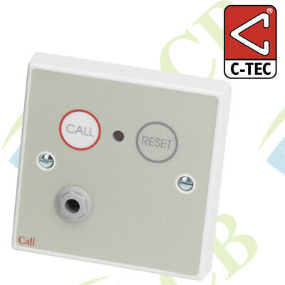Tc389 - C-Tec Nc802Dm Standard Calls/reset Point, Magnetic Reset Emergency Panic