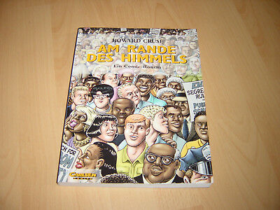 Am Rande des Himmels - Graphic Novel - Comic Album - Carlsen Verlag