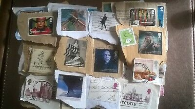 127 Used Gb Commemorative Stamps Alldiff Inc High Value Or Recent Lotb210 Photos
