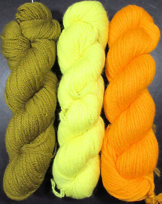 3x Needlepoint/Embroidery THREAD Paternayan 3-ply PersianWool(100g)/Mixed-LB117